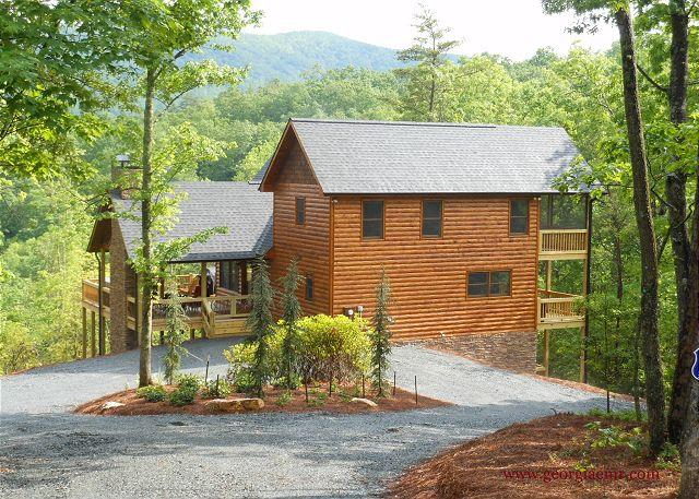 Livintha Dream - Views National Forest,Mountain Views Year Round, 2 mi to Blue Ridge Lake 3/3 - Blue Ridge - rentals