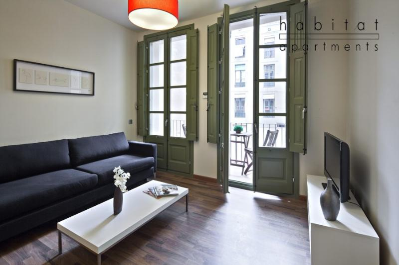 Plaza Real 13 apartment - Image 1 - Barcelona - rentals