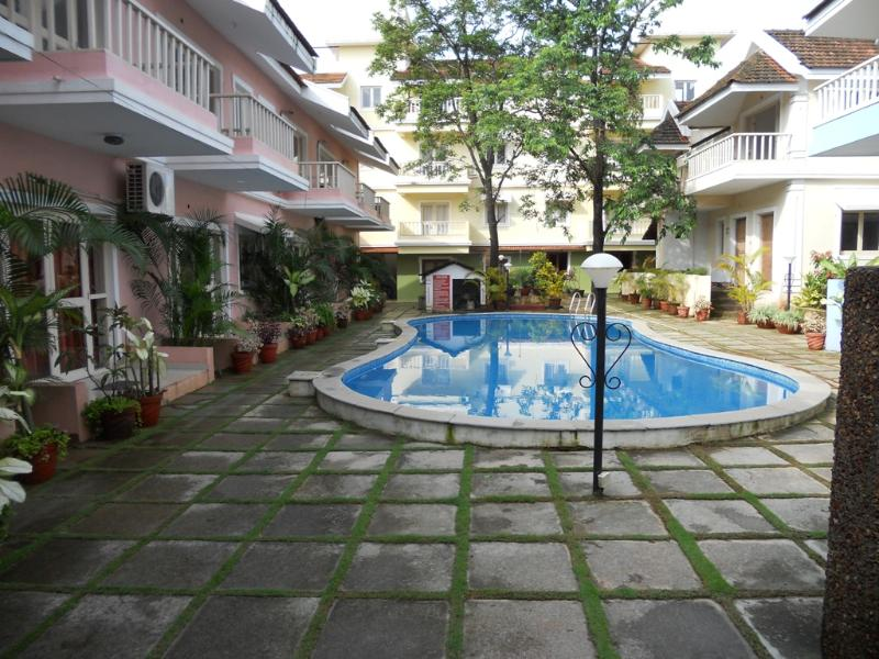 Front photo - Courtyard Holiday Apartments - Idyllic & Serene - Anjuna - rentals