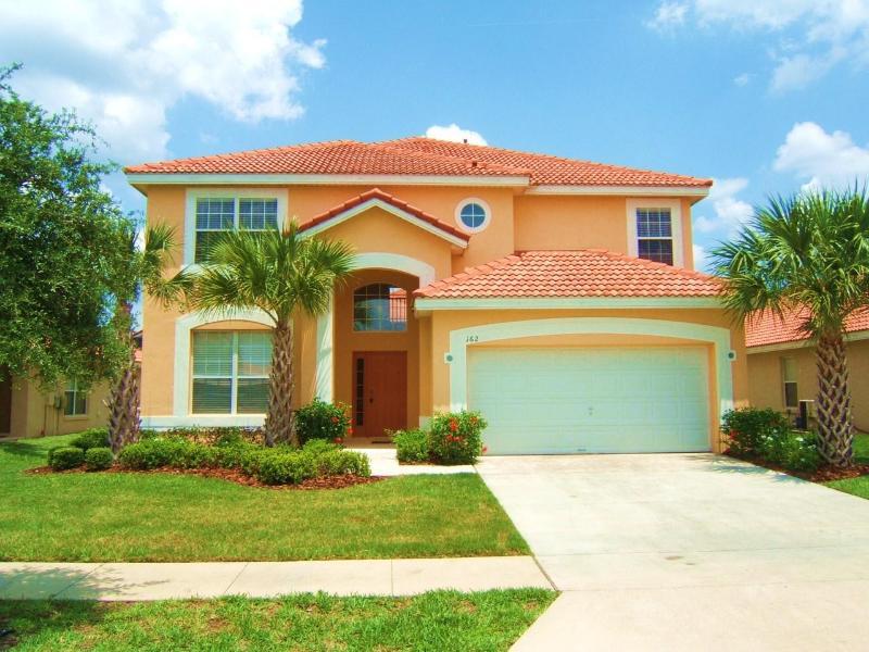 Villa Front - Best Deal Disney Villas- 7bed/Resort/Pool, - Orlando - rentals