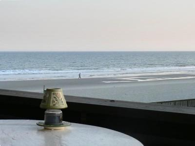View from Balcony - Vacation Rental with Stunning Oceanfront View in Myrtle Beach, SC - Myrtle Beach - rentals