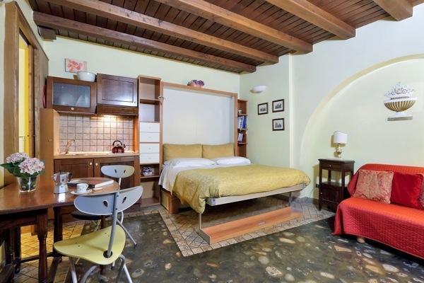 CR1018Rome - Loft Giulia - Image 1 - Rome - rentals