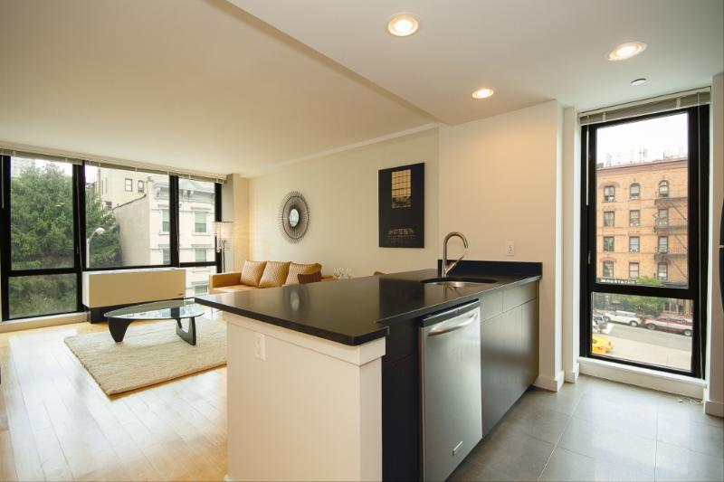Modern 1 Br w/ Private Terrace near Central Park - Image 1 - New York City - rentals