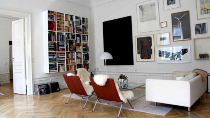 Gammel Kongevej Apartment - Luxurious Copenhagen apartment at Frederiksberg - Copenhagen - rentals