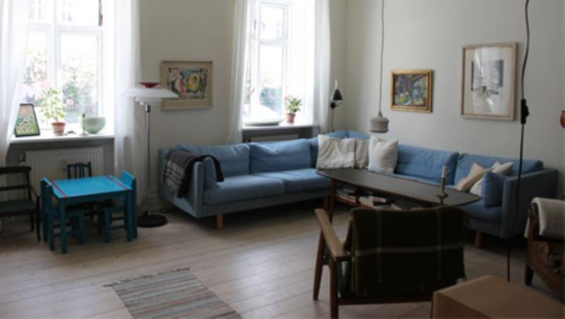 Guldbergsgade Apartment - Family-friendly Copenhagen apartment at Noerrebro - Copenhagen - rentals