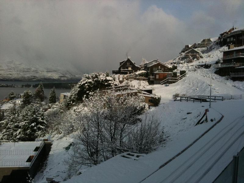 View in Winter - Goldrush Glory Holiday Home #1 -  Queenstown NZ - Queenstown - rentals