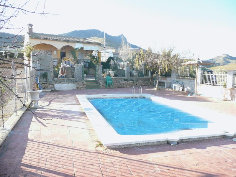 Pool and villa - Private pool, lake views,close to Caminito del Rey - Ardales - rentals