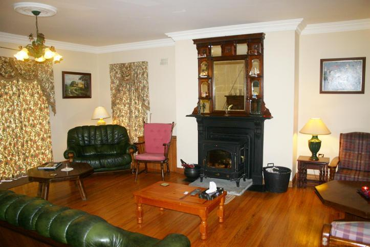 Relax in the Lounge - Portarra Lodge B&B - Moycullen - rentals