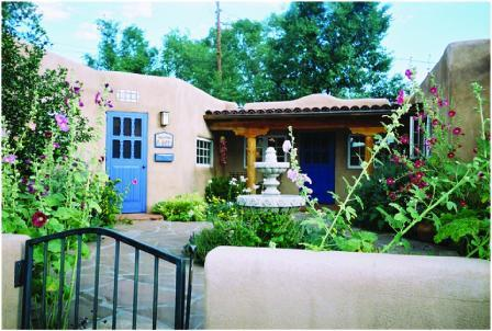 Casa de Flores - Beautiful Renovated Taos Adobe on Ledoux St - Taos - rentals