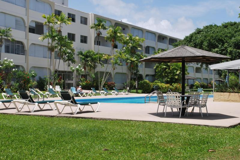 Fully furnished 1 bedroom apartment near to beach. - Image 1 - Holetown - rentals