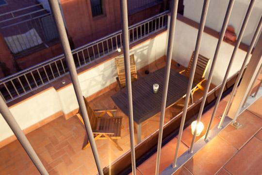 Gothic Studio Attic ** Cocoon Central (BARCELONA) - Image 1 - Barcelona - rentals