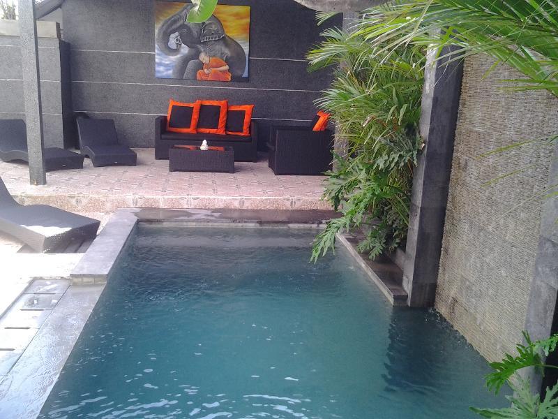pool area - PURNAMA VILLA   STUNNING PRIVATE VILLA LEGIAN - Legian - rentals