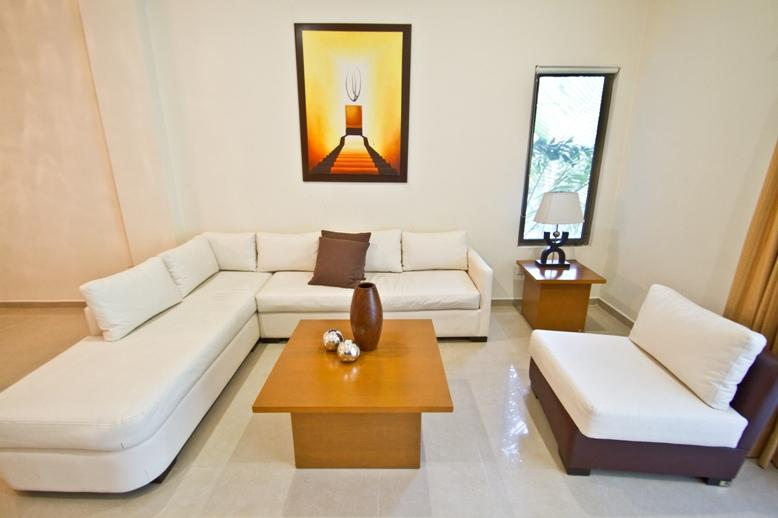 Palmar del Sol 104. 3 bedroom apartment with pool view.On downtown - Image 1 - Playa del Carmen - rentals