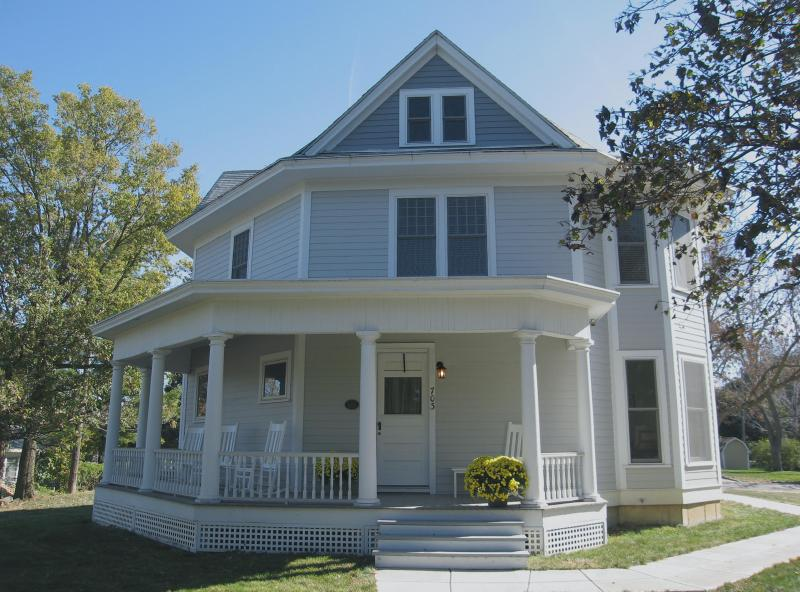 Historic home in Jefferson, Iowa - The Gallup House - Jefferson - rentals