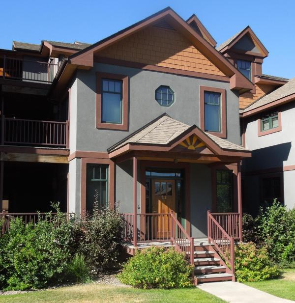 Front Street Entrance (Ground Floor) - Luxury DT Durango 2/2 Condo in Historic District - Durango - rentals