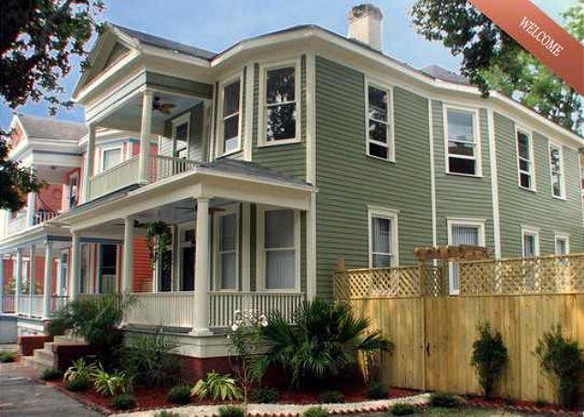 Luxury on Waldburg - Image 1 - Savannah - rentals
