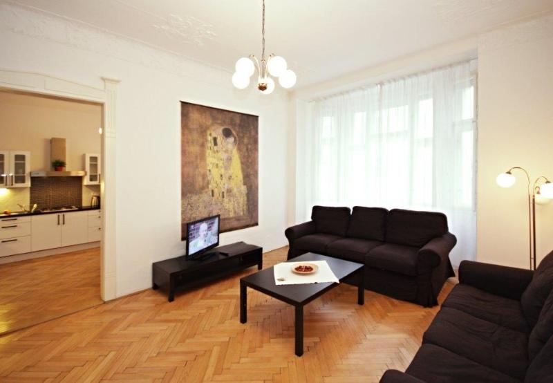 ApartmentsApart Prague Central Ex 23 - Image 1 - Prague - rentals