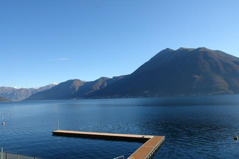 The stunning lakeside location - Luxury lakeside penthouse in the heart of Argegno - Argegno - rentals