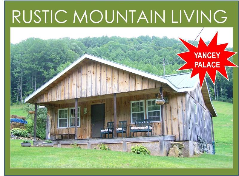 Rustic Mountain Living - Yancey Palace... Welcome Home - Burnsville - rentals