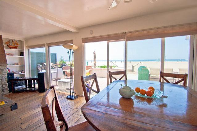 Beach Front House in LA.. ON THE SAND!!! - Image 1 - Los Angeles - rentals