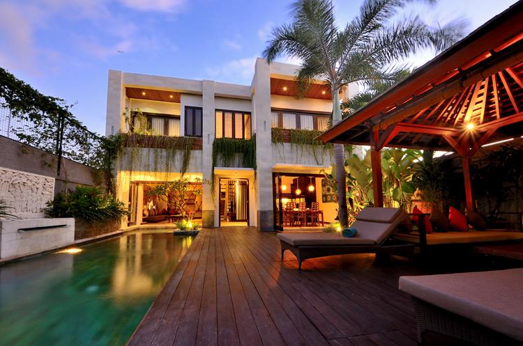The villa - luxurious & spacious 4 to 6 bedrooms in Seminyak - Seminyak - rentals