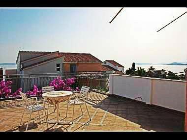 A1(4+2): terrace - 5451  A1(4+2) - Podstrana - Podstrana - rentals
