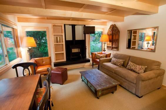 1 bed /1 ba- LA CHOUMINE #2 - Image 1 - Teton Village - rentals