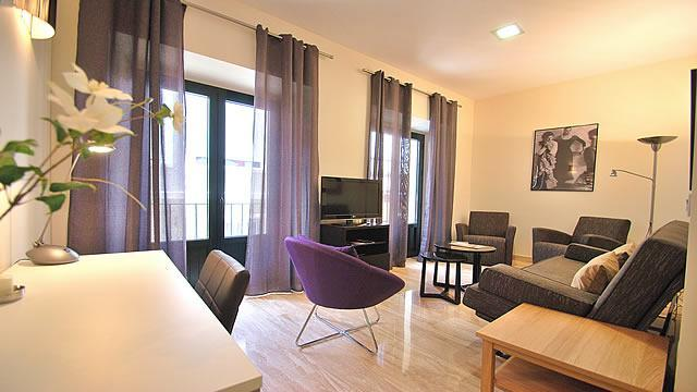 LOUNGE - MAESTRANZA - Central Seville - New apartments - Seville - rentals