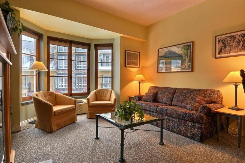 Luxury accomodation located in the heart of the plaza Place St-Bernard and directly at the bottom of the slopes. - Tremblant Chez Nicolas - Mont Tremblant - rentals