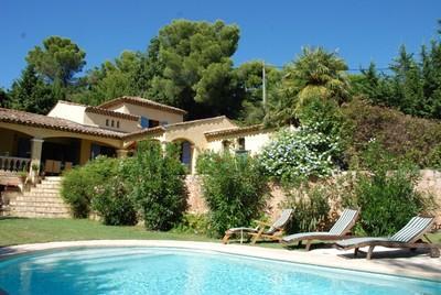 Villa Lavande (JH) - Image 1 - Mougins - rentals