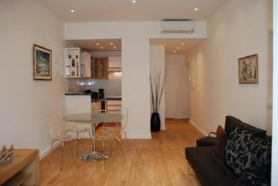 Jean Jaures 1 Bedroom Flat Located in Central Cannes - Image 1 - Cannes - rentals