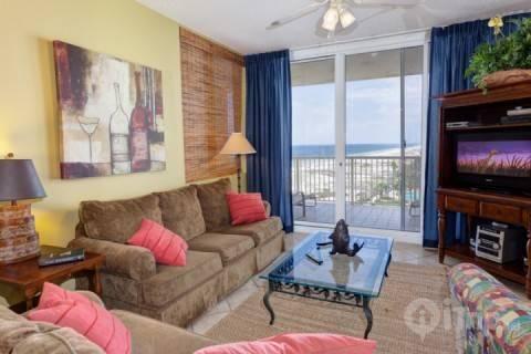 Beach Club A-802 - Image 1 - Fort Morgan - rentals