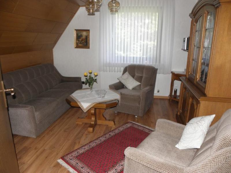 Living Room (1) - Vacation Apartment in Paderborn - 1076 sqft, comfortable, WiFi, big yard (# 2995) - Paderborn - rentals