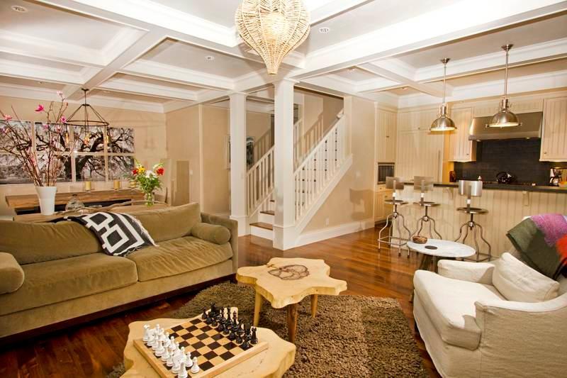 Luxury Living Room at Creekside C - CREEKSIDE C - Telluride - rentals