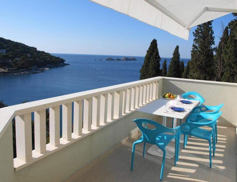 Acqua - Modern 2BR with Amazing View and Parking! - Image 1 - Dubrovnik - rentals