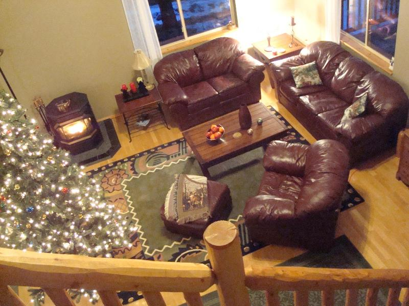 WE DECORATE THE HOUSE FOR HOLIDAYS - PIKES PEAK RETREAT: Panoramic Mtn Views/Pike Natl - Colorado Springs - rentals