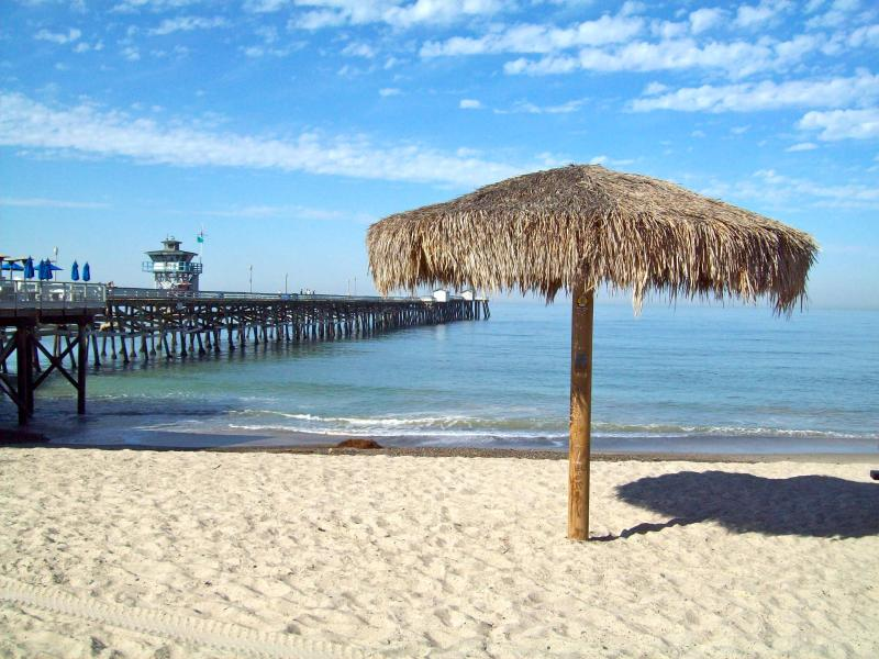 San Clemente Pier/Beach just down the street - Romantic Spanish Casita by T-Street Beach! - San Clemente - rentals