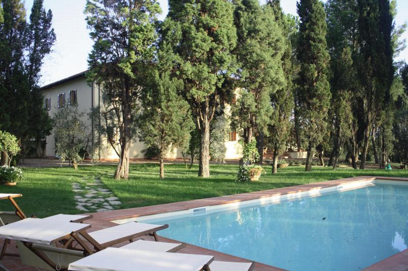 Villa L'Arco Tuscan Vacation Rental - Image 1 - Vinci - rentals