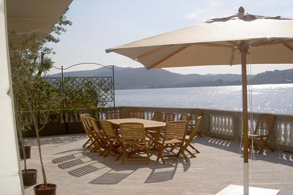 On the shore of Lake Como- stunning views and recently restored. BRV SER - Image 1 - Lake Como - rentals