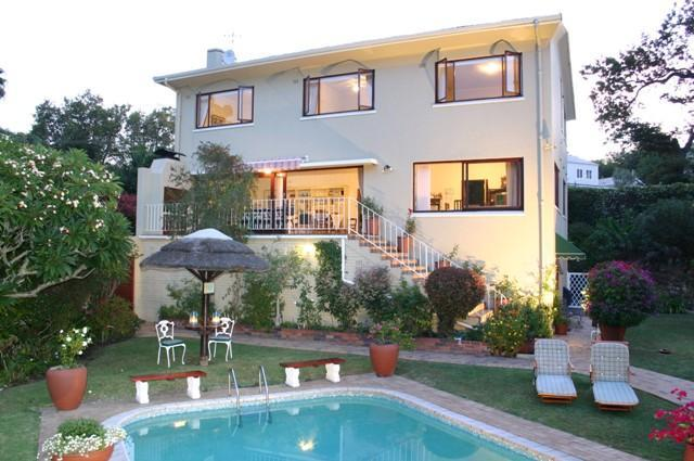 Valley Heights Guest House - Evening View - Valley Heights Guest House / B&B - Cape Town - rentals