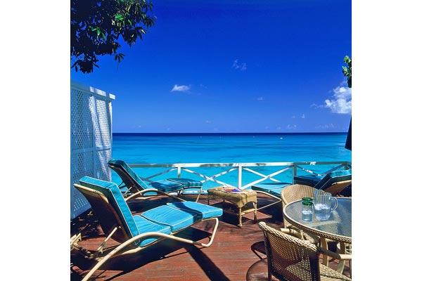 Set on a bluff overlooking the Caribbean Sea in one of the most private beachfront locations on Barbados. WCV BLU - Image 1 - Saint James - rentals
