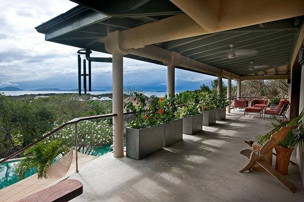 Sophisticated and elegant, this villa celebrates the craftsman. MAV SYM - Image 1 - Virgin Gorda - rentals