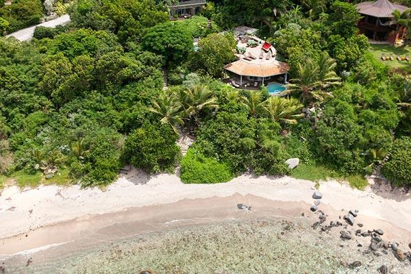 Perfectly romantic beach bungalow, steps from Nail Bay Beach. MAV SDR - Image 1 - Virgin Gorda - rentals