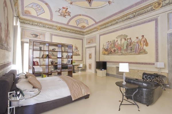 Private 1420 Renaissance palazzo. BRV CAM - Image 1 - Florence - rentals