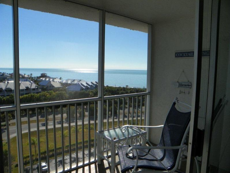View From Living Room Sofa - Bonita Beach Paradise - Bonita Springs - rentals
