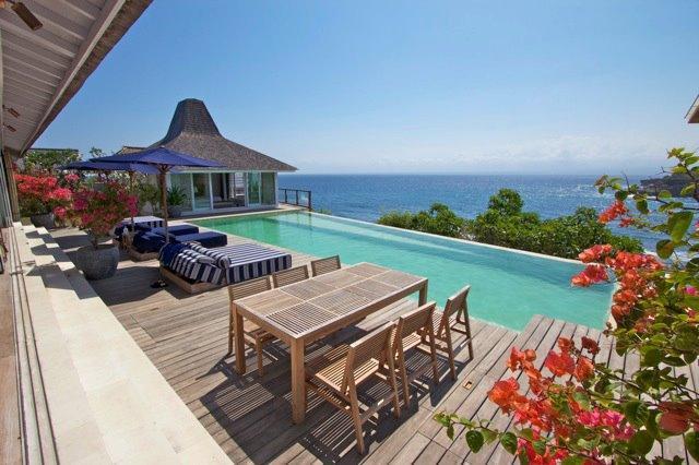 Villa Tranquilla, stunning 4 bed clifffront villa - Image 1 - Nusa Lembongan - rentals