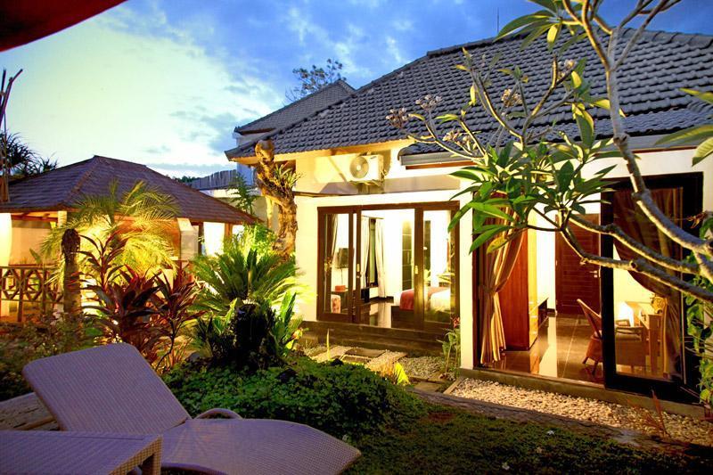 Garden - 5 bedroom villa Seminyak near Bintang Supermarket - Seminyak - rentals