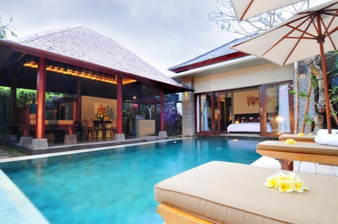 Villa Alun in Seminyak - 250 Meter to the Beach - Image 1 - Bali - rentals