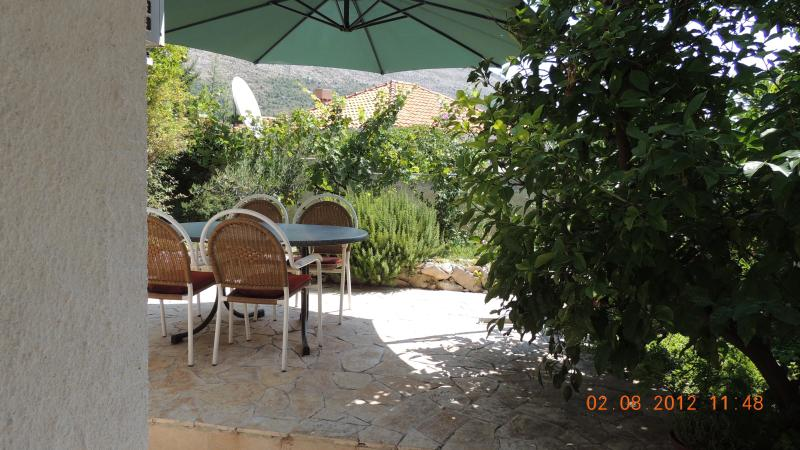 Terrace - Family house with apartments-Apartment Ivana - Dubrovnik - rentals