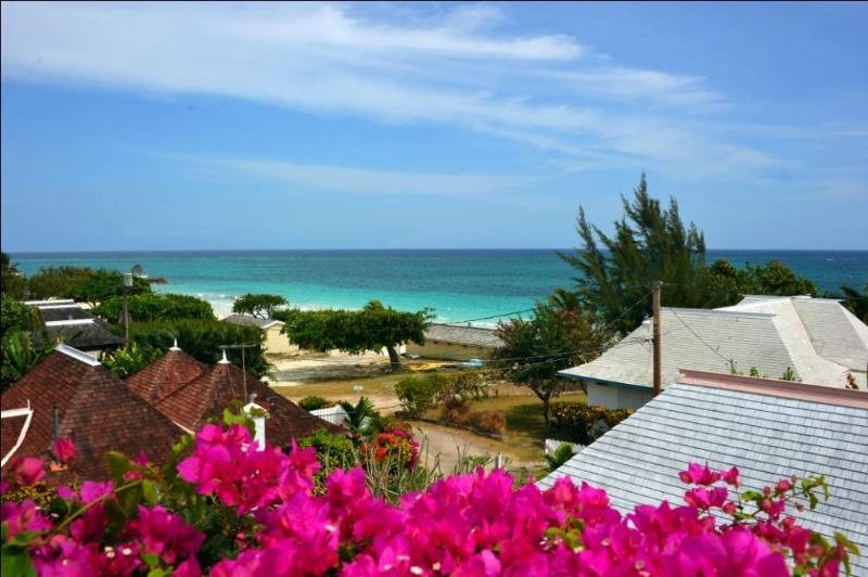 View from Deck - Sea view, close to the water, pampered vacation - Silver Sands - rentals